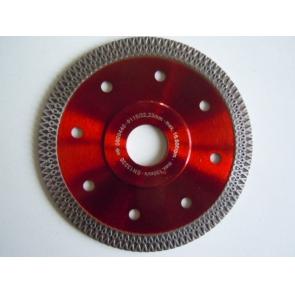 Cómo usar y afilar un disco diamantado