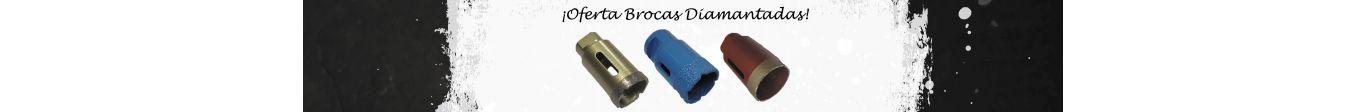 Oferta especial Brocas Diamantadas